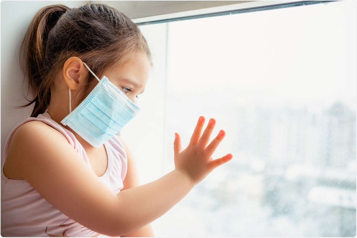 Study: Seizures as the main presenting manifestation of acute SARS-CoV-2 infection in children Image Credit: L Julia/ Shutterstock