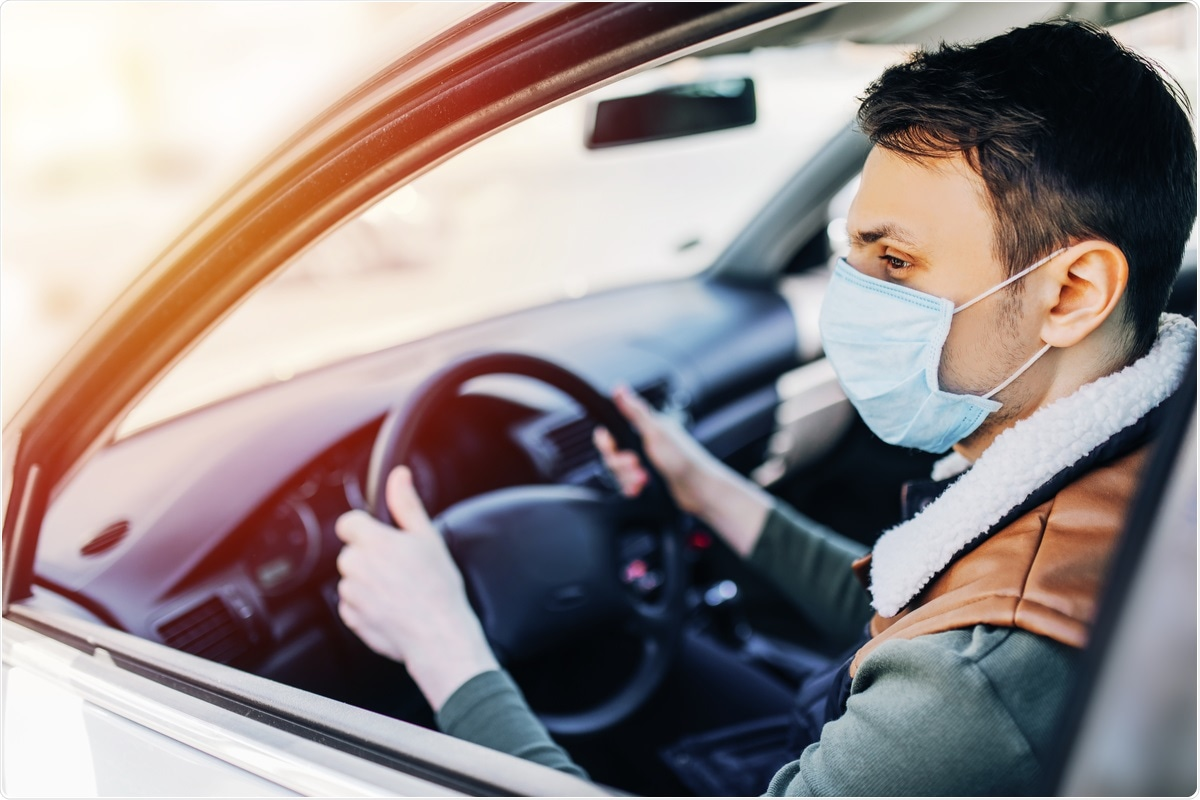 Study: Heat efficiently inactivates coronaviruses inside vehicles. Image Credit: Shopping King Louie/ Shutterstock