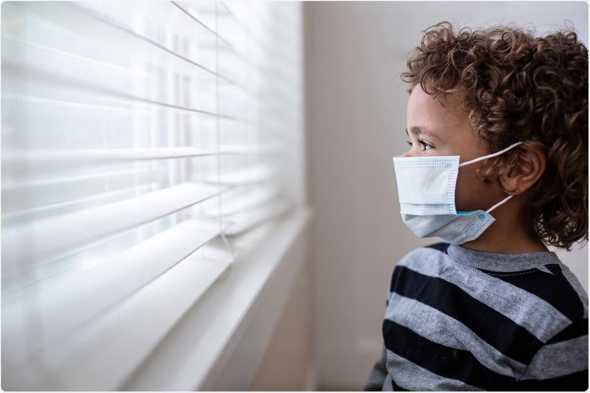 Study: The first 1000 symptomatic pediatric SARS-CoV-2 infections in an integrated health care system: a prospective cohort study. Image Credit: Brocreative/ Shutterstock