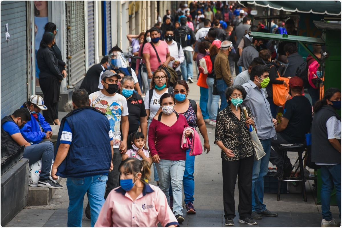 Study: The evolutionary landscape of SARS-CoV-2 variant B.1.1.519 and its clinical impact in Mexico City. Image Credit: Eve Orea/ Shutterstock