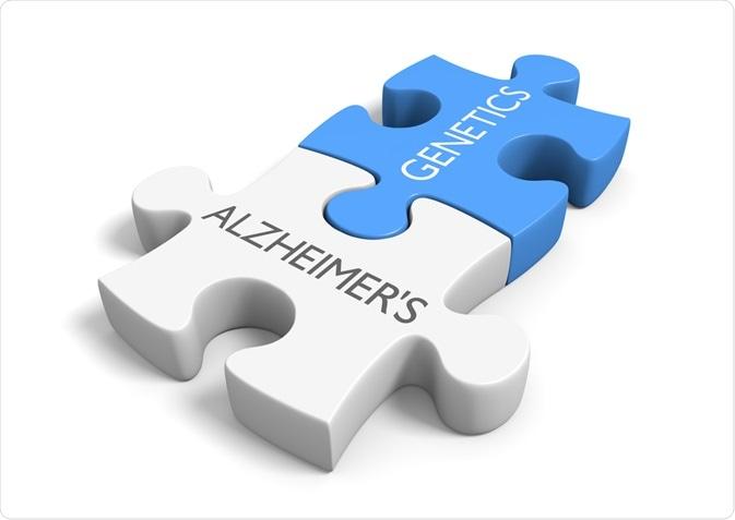 Link between genetics and alzheimer