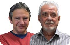 Prof Conti and Prof Francesconi