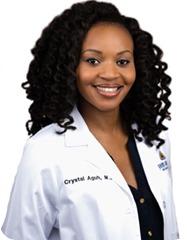 Dr Crystal Aguh