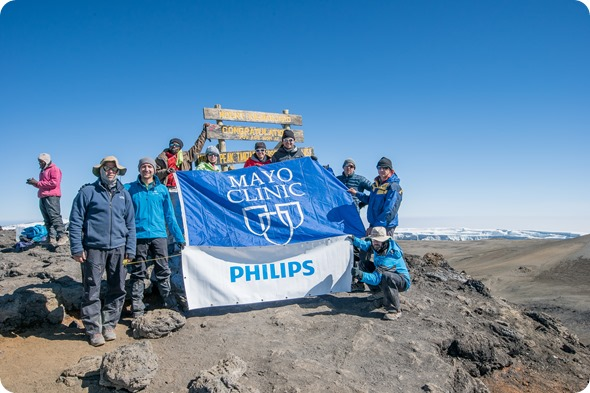 Mount Kilimanjaro Philips Mayo Clinic