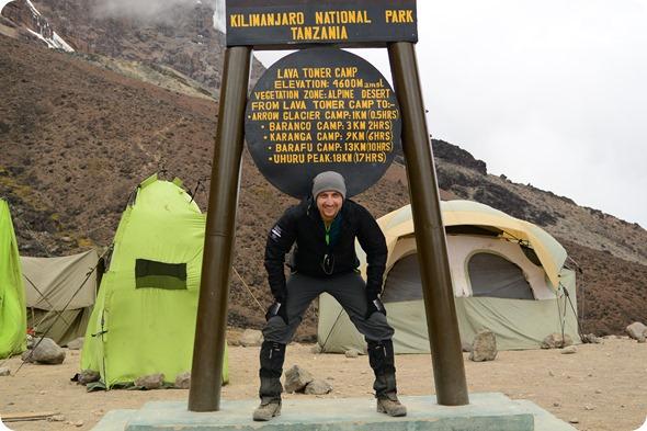 Camp de Kilimanjaro
