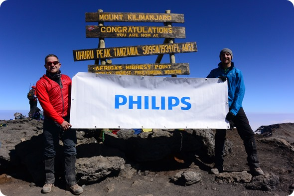 Mount Kilimanjaro Philips