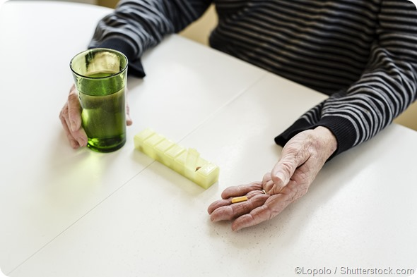 Daily medication elderly