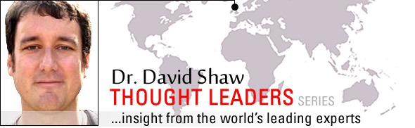 David Shaw Article Image