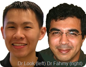 Dr Look and Dr Fahmy BIG IMAGE