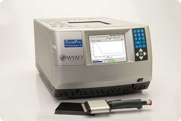 DynaPro Plate Reader II