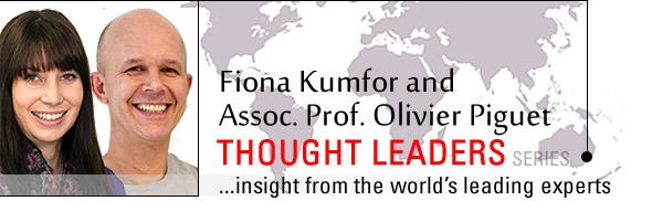 Fiona Kumfor and Olivier Piguet ARTICLE IMAGE