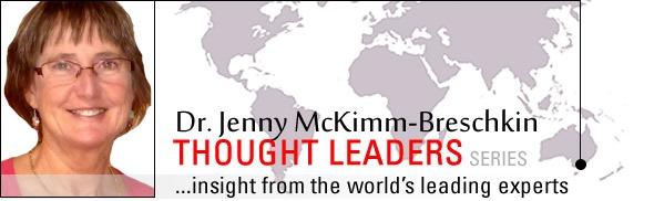 Jenny McKimm-Breschkin ARTICLE IMAGE
