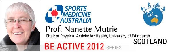 Nanette Mutrie ARTICLE