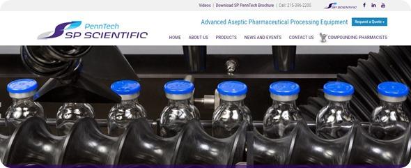 Site Web de PennTech