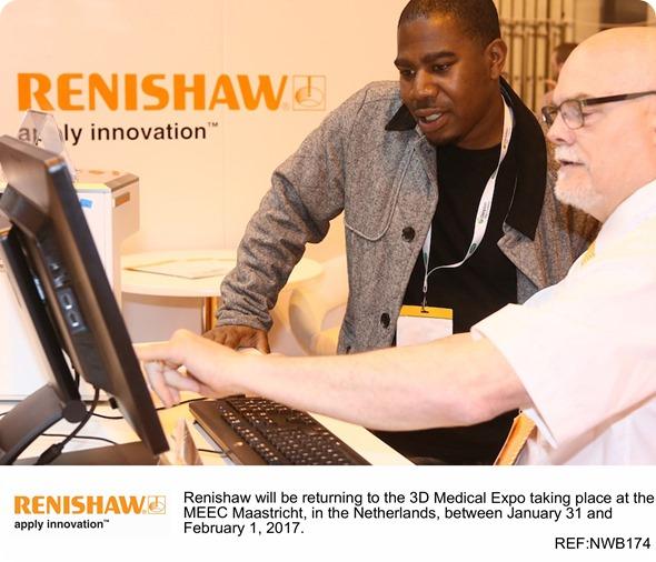 Renishaw Medical expo