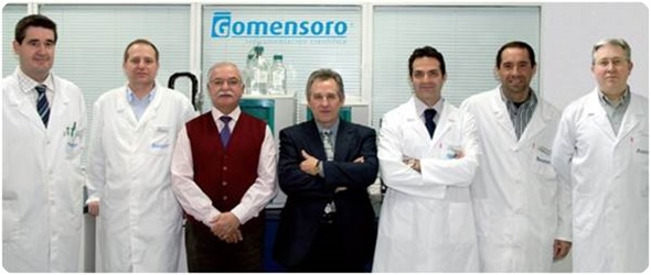 The IC specialists of Gomensoro adapted the Metrohm IC system to the needs of ITP