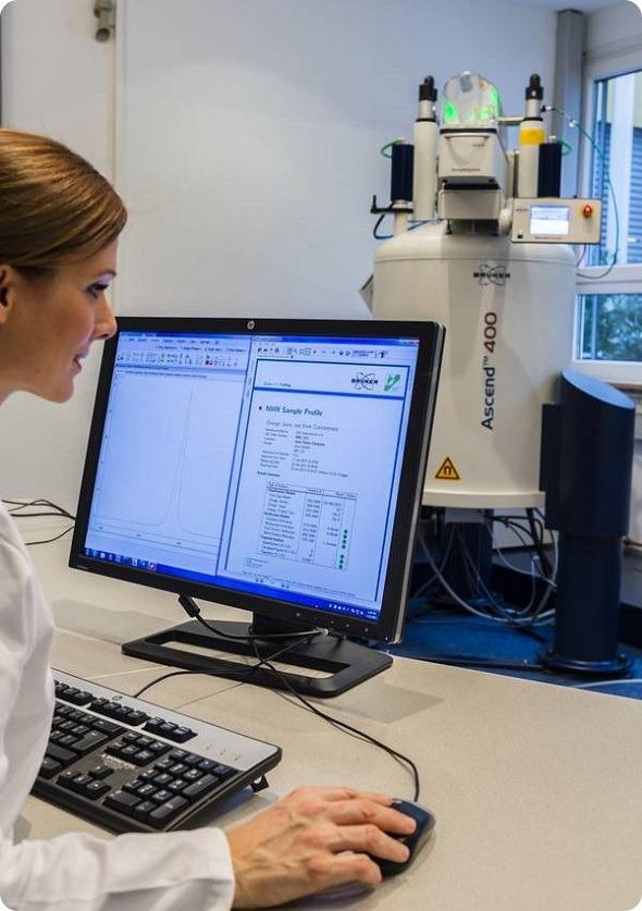 NMR FoodScreener
