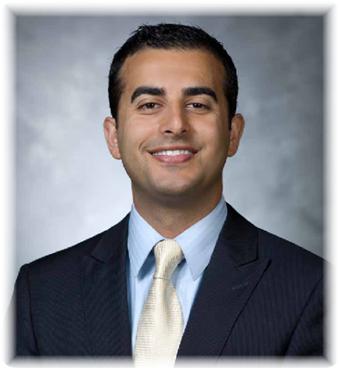 photo of Dr Moazzaz