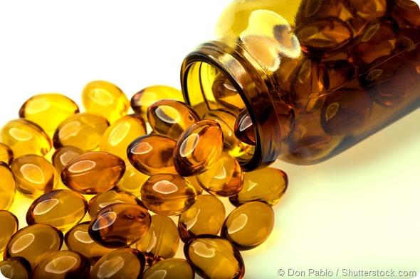 Suppléments de vitamine D