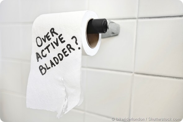 over active bladder