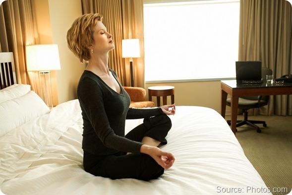 abrandamento da ioga