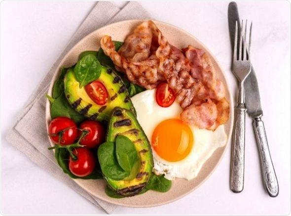 Dieta alta en grasas y baja en carbohidratos