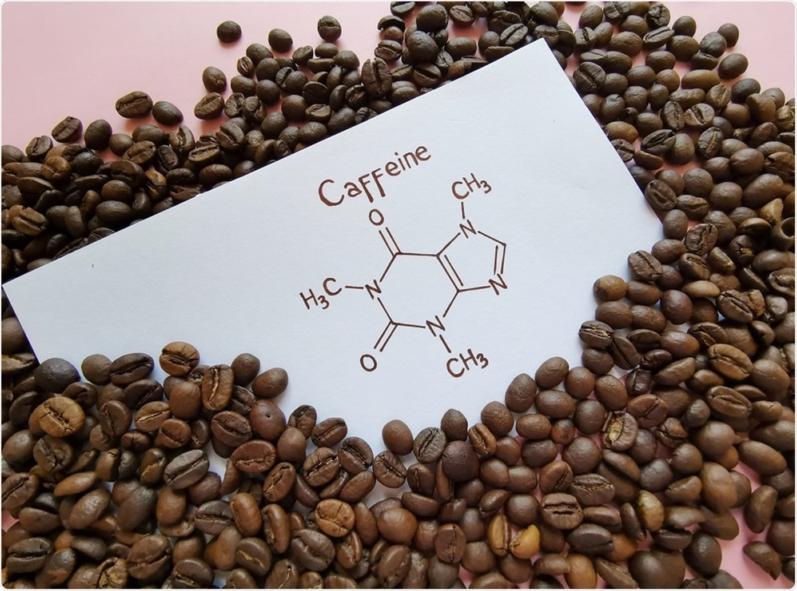 Daily caffeine consumption can change the gray matter of the brain Shutterstock_1449328634