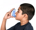 Lung function changes linked with asthma occur very early in life