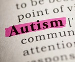Lowest risk for autism associated with mid-levels of immune marker measured at birth