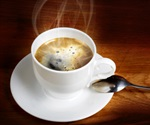Performance enhancing benefits of caffeine more apparent for infrequent tea, coffee drinkers