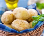Eating potatoes provides as much fuel as carbohydrate gels for athletes