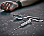Annual deaths related to heroin and morphine continue to drop in the UK