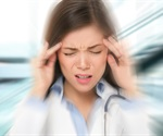 Simple model may help forecast future migraine attacks by measuring daily stress