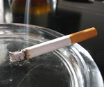 Nicotine addiction depends on a healthy insula
