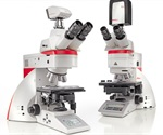 New upright microscopes with LED and 19 mm FOV
