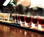 Enzyme treatment may prevent or reduce liver damage caused by excess alcohol consumption