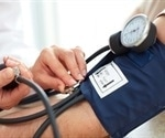 Blood pressure begins to decrease about 14 years before death, study finds