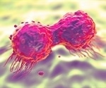 Why do estrogen-dependent breast-cancer cells grow and spread rapidly?