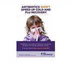 NPS MedicineWise urges child care centres to increase awareness around misuse of antibiotics in young children