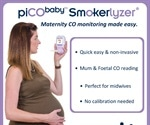 Bedfont Scientific's new Smokerlyzer offers quick and non-invasive method to measure foetal CO levels