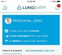 LUNGevity Foundation launches new mobile app to help lung cancer patients manage life
