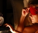 Amber-tinted glasses may reduce insomnia severity