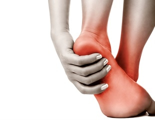 Foot pain more likely to occur in clusters, study shows
