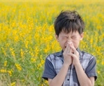 Researchers investigate effects of non-allergenic components of pollen on allergy sufferers