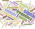 Transforming Biomedical Signals into Functions of their Component Frequencies to Remove Noise