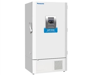 Panasonic launches new, energy-efficient VIP ECO Ultra Low Temperature Upright Freezer