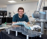 Novel 3D-printed spine models to provide surgical training before live operations