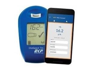 EKF launches new POC Connect mobile app for DiaSpect Tm hemoglobin analyzer