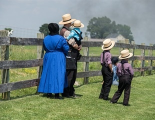 Amish people live longer due to mutation in blood clotting gene