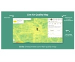 BreezoMeter introduces interactive map to provide real-time air pollution data